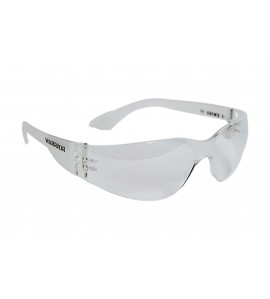 Warrior Clear Lens Safety Spectacle