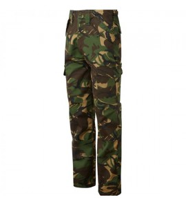 Urban Camo Combat Trouser Blue Castle