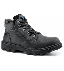 Sherpa Black Half Boot