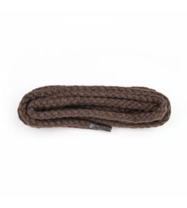 Brown 100cm Heavy Cord Laces