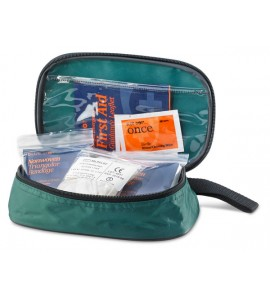 Click 1 Person Travelling Pouch First Aid Kit