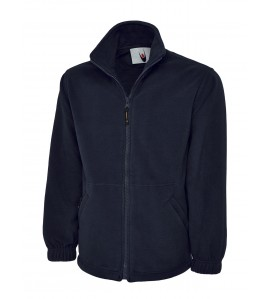 Fleece Full Zip Micro Jacket
