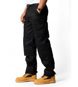 Uneek Cargo Trouser with Knee Pads